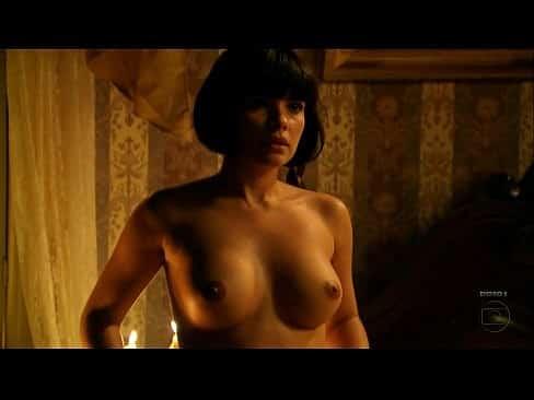 Vanessa Giacomo linda atriz brasileira em cena quente