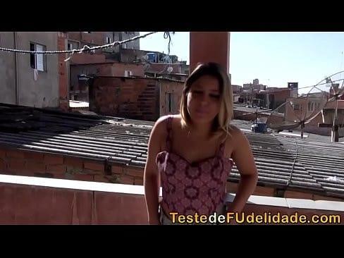 Putinha da favela fodendo depois do baile funk