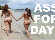 Video porno novinha cadelas lésbicas se pegando cheias de prazer na praia